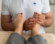 massage pieds et jambes antibes, cannes
