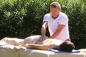 massage sportif à domicile nice