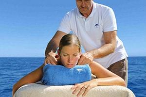 massage sur yacht cannes