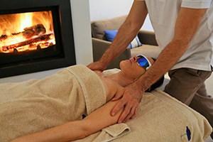 massage au coin du feu à domicile monaco