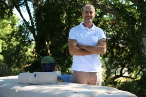 massage therapist at home french riviera