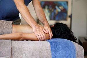 massage à l'huile à domicile mougins