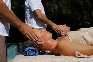 couple massage at home vallauris, valbonne