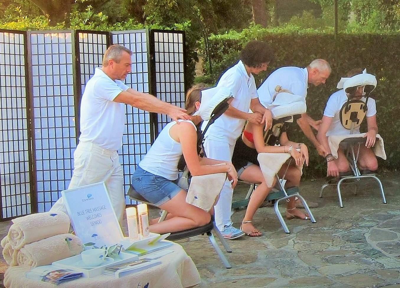 massage entreprises et communication 83