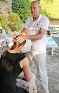 massage pour événement entreprise var