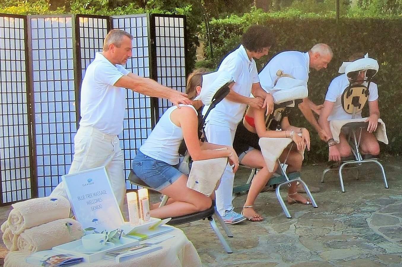 massage assis pour séminaire entreprise cannes monaco