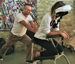 massage assis lounge vip superyacht show monaco