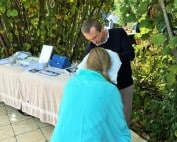 massage and event mougins, sophia antipolis