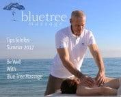 beach massage cannes, antibes