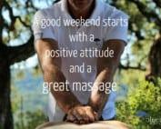 massage weekend cote d'azur