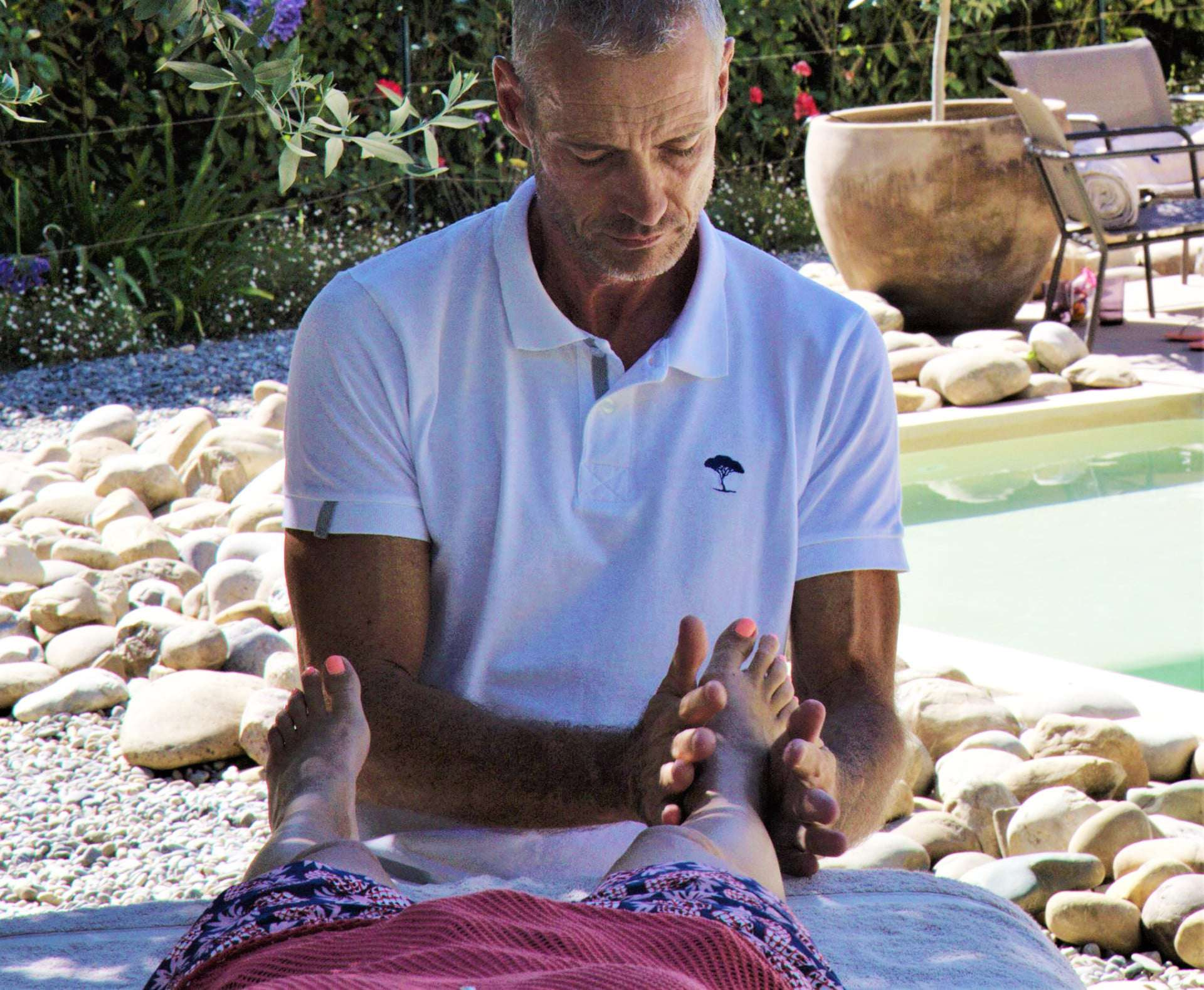 foot massage vallauris