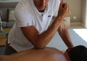 at home deep tissue massage