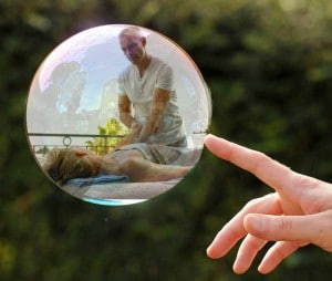 massage bulle bien être blue tree massage biot