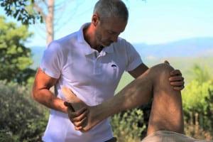 massage sportif la colle sur loup