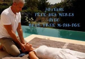 cadeau massage fête des mères cannes
