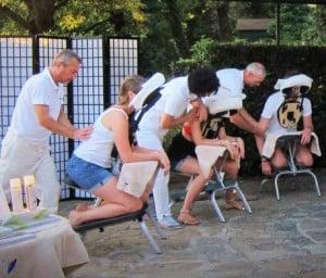 sitting massage sophia antipolis cannes