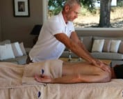 relaxing massage at home vallauris, cannes, antibes