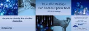 blue tree massage bon cadeau noel