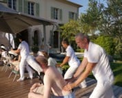 chair massage event monaco antibes cannes blue tree massage